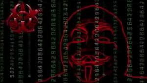 Isis, Anonymous viola centinaia account