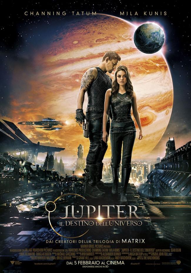 "VIDEO YouTube - ""Jupiter"" trailer e trama del film con Mila Kunis e Channing Tatum"