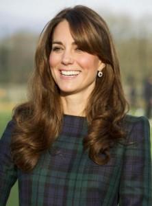 """""""Kate Middleton aspetta una bimba. Potrebbe chiamarla Diana"""", scrive Ok Magazine"""