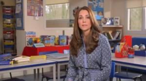 VIDEO YouTube Kate Middleton, messaggio per i bimbi che soffrono di depressione