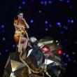 Super Bowl, performance Katy Perry: leone meccanico, 4 cambi abito, effetti speciali 6