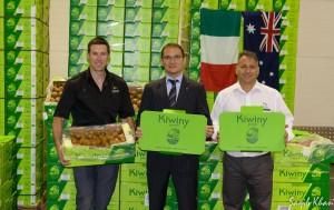 Kiwi veneti saranno venduti in Australia: da Treviso alla patria del frutto