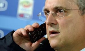 """Lotito spacca calcio, vine in Lega Pro: 29 club su 60 """"sull'Aventino"""""""