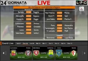 Lumezzane-Arezzo: diretta streaming su Sportube.tv, ecco il link per vederla