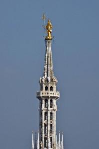 Milano avrà due Madonnine: una sul Duomo, una all'Expo