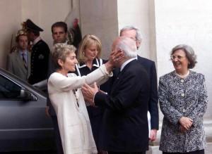 Marianna Scalfaro, Umberto Bernardini a giudizio per stalking