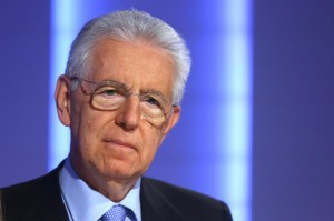Mario Monti (foto Lapresse)