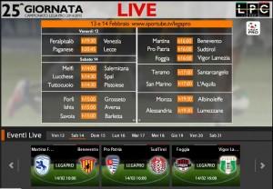 Martina Franca-Benevento: diretta streaming su Blitz con Sportube, ecco come vederla