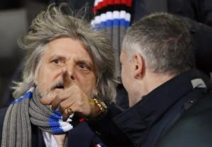 """Massimo Ferrero: """"Zamparini mi ha minacciato di morte"""""""