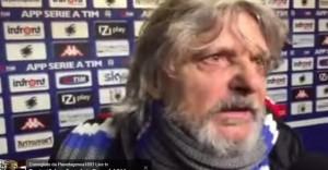 """VIDEO YouTube Massimo Ferrero: """"Ho baciato Preziosi in bocca con la lingua"""""""