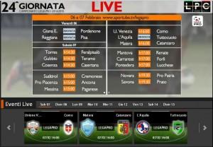 Matera-Catanzaro: diretta streaming su Sportube.tv, ecco come vederla