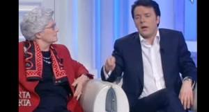 """Renzi. """"Chi cambia partito deve dimettersi da parlamentare"""". Era il 2011.. VIDEO"""