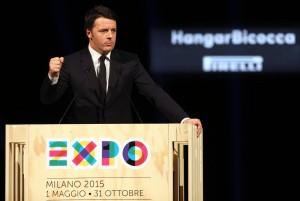 "Matteo Renzi: ""2015 anno felix, Expo sia nostra la nostra identità"""