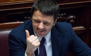 Matteo Renzi (foto Lapresse)