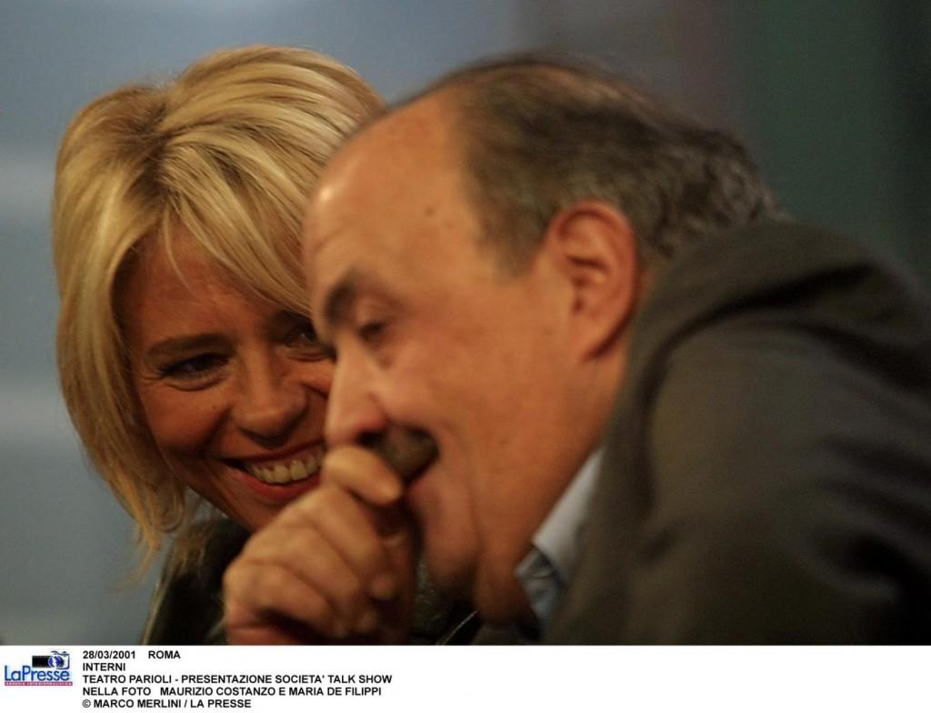 Maria De Filippi a giugno scade il contratto con la Mediaset