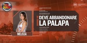 Isola dei Famosi, Melissa P fuori. Nomination Fanny, Cristina e Pierluigi Diaco