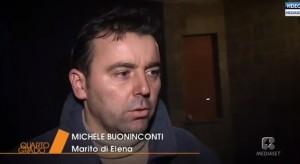 Elena Ceste, Michele Buoninconti e la biancheria che cambia colore...