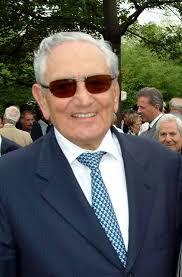 Michele Ferrero. Multinazionale di Alba, fedele a moglie, dipendenti, cioccolato (foto Ansa)