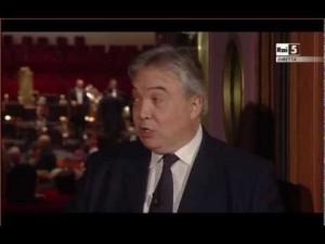 Michele Dall'Ongaro presidente-sovrintendente Accademia di Santa Cecilia