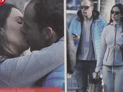 Nicole Minetti, nuovo fidanzato: baci con Damien FOTO