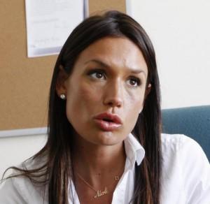 """""""Nicole Minetti, versamento da mezzo milione di euro"""""""