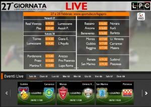 Monza-Venezia: diretta streaming su Sportube.tv, ecco come vederla