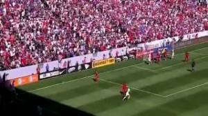 VIDEO YouTube: Michael Bradley gol da calcio d'angolo in Usa-Panama