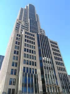 Il grattacielo della Nbc a New York