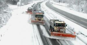 """Maltempo e neve, Viabilità Italia: """"Prudenza su strade per nevicate"""""""