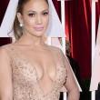 Oscar 2015, attrici e vestiti: Emma Stone, Jennifer Lopez, Rosamund Pike... FOTO 13