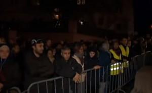 Oslo, catena umana con mille musulmani per difendere la sinagoga