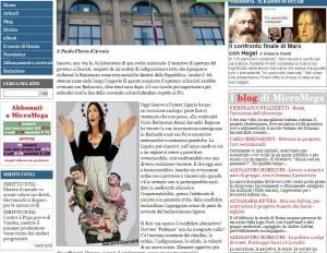 """Flores D'Arcais: in Liguria un """"Podemos"""" contro Paita e Pd. Candidata M5S: eccomi"""