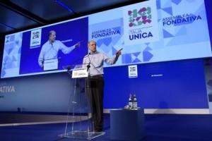 """Italia Unica. Tessere con algoritmo. Corrado Passera """"alternativa a Renzi"""""""