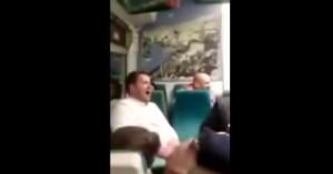 """canta """"Nessun dorma"""" in treno: William Boyle è il """"Nuovo Pavarotti"""""""