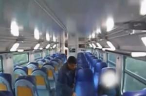 Pisa, ruba portafoglio a passeggera treno: arrestato grazie alle telecamere