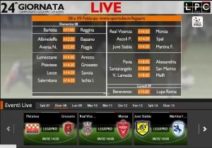 Pistoiese-Grosseto: diretta streaming su Sportube.tv, ecco come vederla