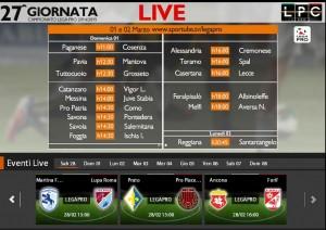 Prato-Pro Piacenza: diretta streaming su Blitz, ecco come vederla