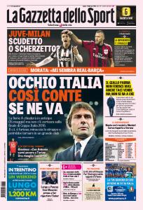 Occhio Italia, così Antonio Conte se ne va