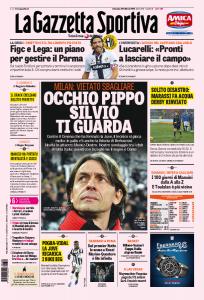 Sampdoria-Genoa. Solito disastro: Marassi fa acqua, derby rinviato