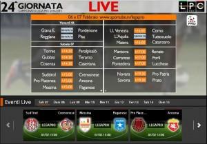 Pro-Piacenza-Ancona: diretta streaming su Sportube.tv, ecco come vederla