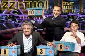 Sondaggio Piepoli: Pd sale a 37%, Forza Italia giù a 11,5%, Lega Nord boom 16%