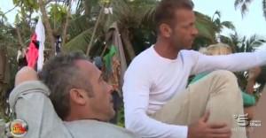 """Isola dei famosi, Rocco Siffredi: """"Pierluigi Diaco isterica"""""""