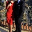 Roma, Monica Bellucci e Daniel Craig ai Fori Imperiali11