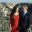 Roma, Monica Bellucci e Daniel Craig ai Fori Imperiali17
