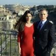 Roma, Monica Bellucci e Daniel Craig ai Fori Imperiali18