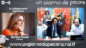 """Romina Power: ''Basta domande su Al Bano"""". E lascia intervista VIDEO"""