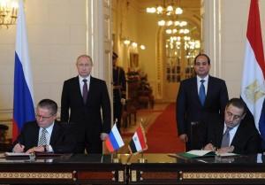 VIDEO YouTube. Egitto, orchestra militare stona inno russo: Putin fa finta di niente