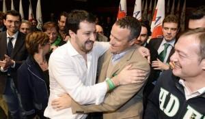 """Matteo Salvini avverte Tosi: """"Zaia non si tocca. Chi discute è fuori dalla Lega"""""""