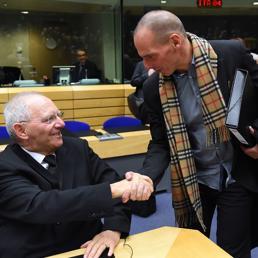 """Germania: I """"greci hanno un governo di irresponsabili"""""""