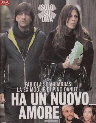 Fabiola Sciabbarrasi, dopo Pino Daniele un nuovo amore FOTO